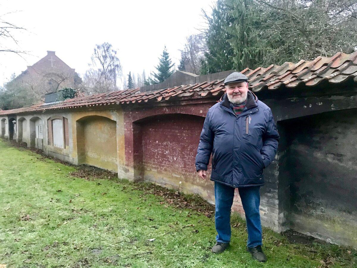 Han vækker Nørrebros historie til live for dig: Poul-Erik Pløhn