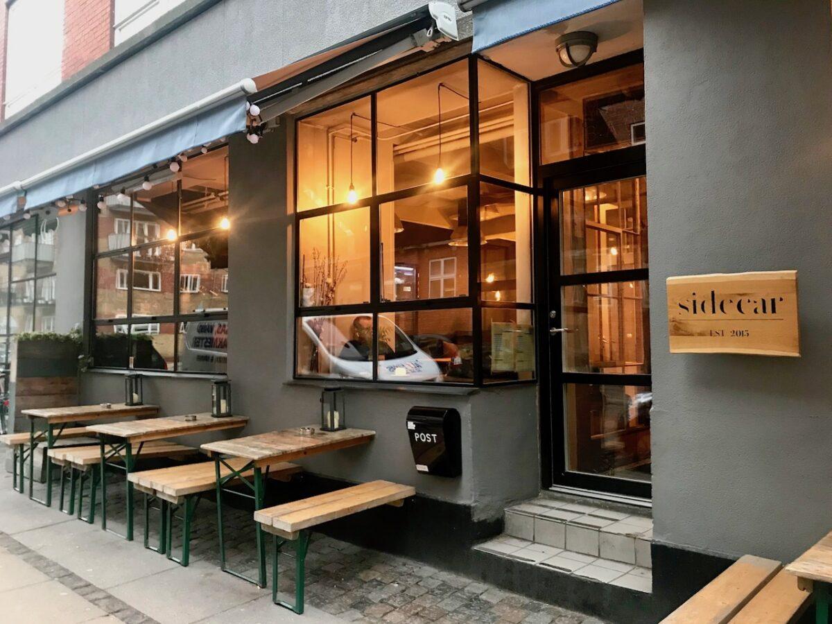 Populær fusionscafé udvider med  selskabslokaler og pizzeria