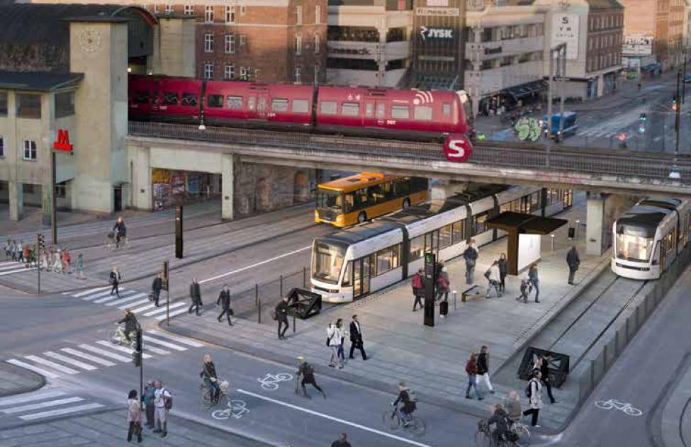 Sporvognen vender (måske) tilbage på Frederikssundsvej