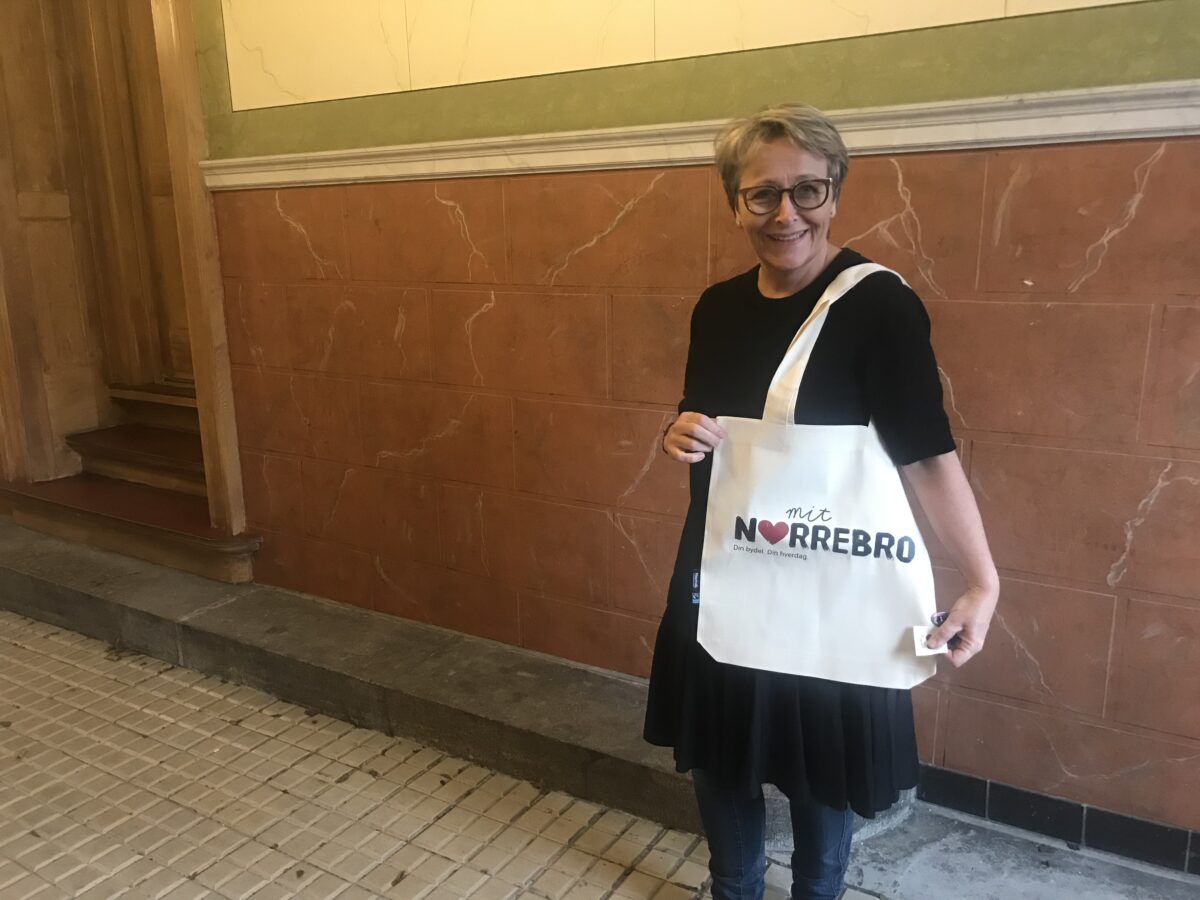 Lise vandt en Mit Nørrebro-mulepose – skal du også have en?