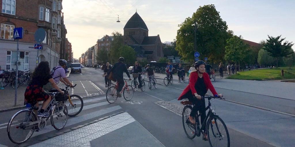 Rekordmange cyklister føler sig utrygge i Rantzausgade