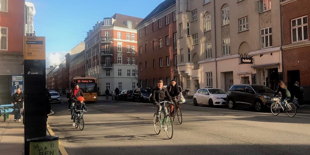 Ingen penge til sikker trafik på Nørrebro i år