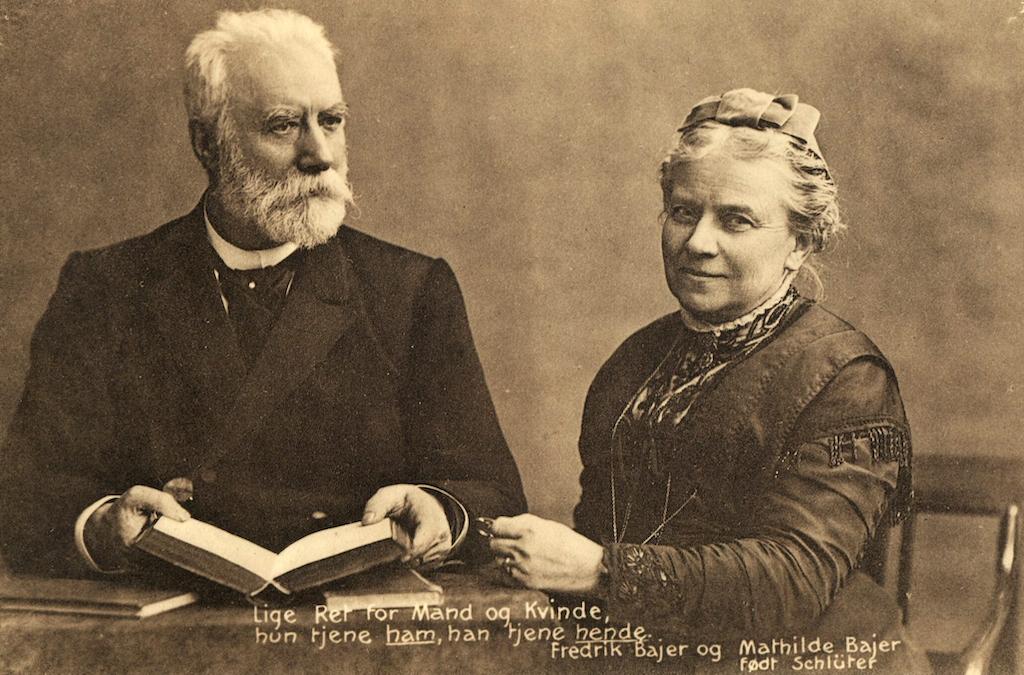 Matilde Bajer – kvindesags-forkæmperen fra Korsgade