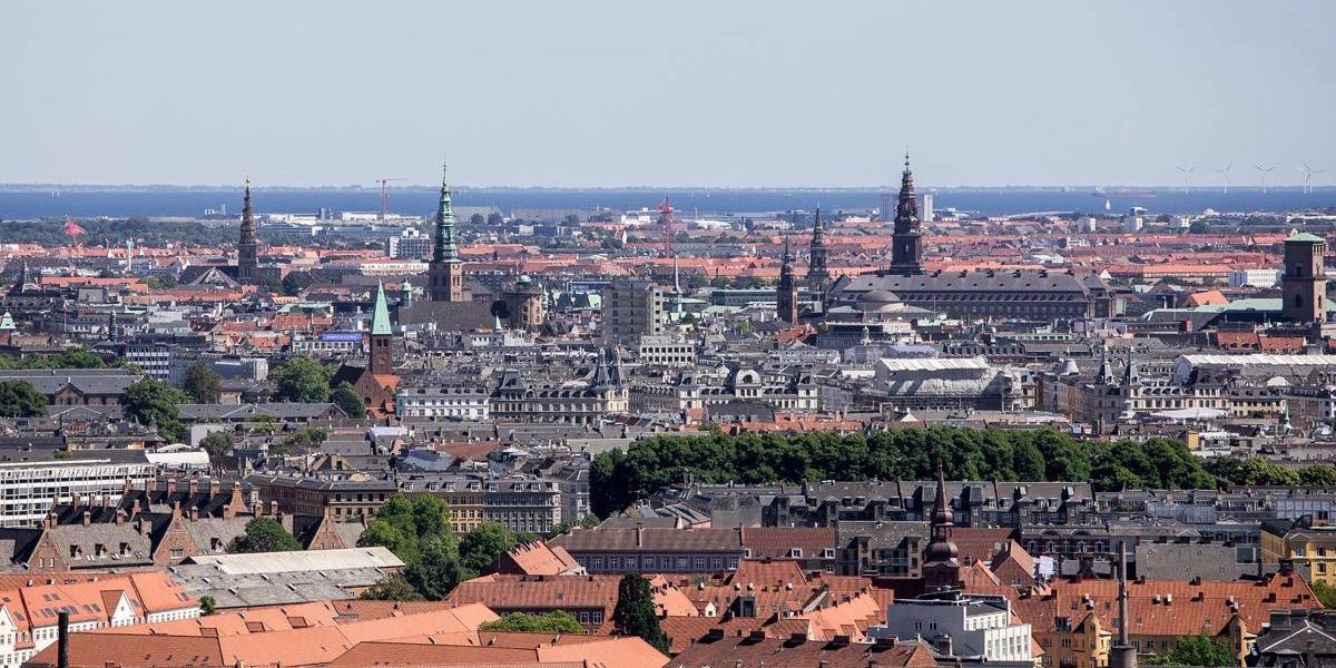 30 etager over byen: Her er udsigten på toppen af Nørrebro