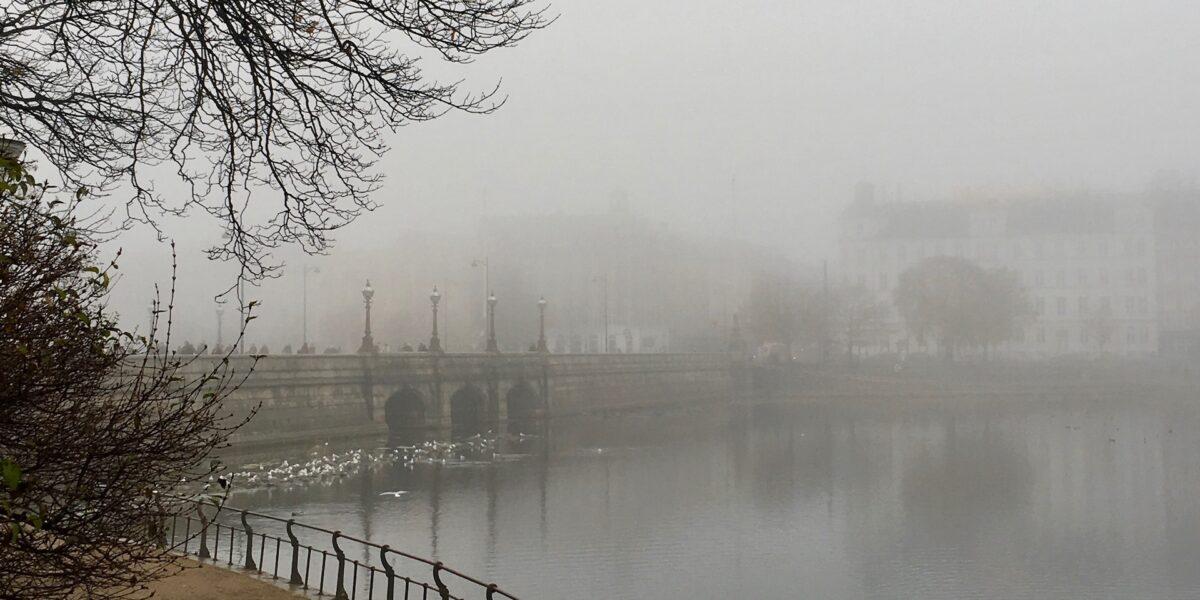 Den grå torsdag, hvor poesien indtog Nørrebro