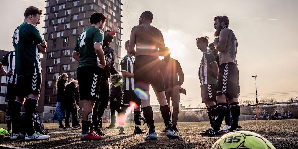 Nørrebro United sætter medlemsrekord