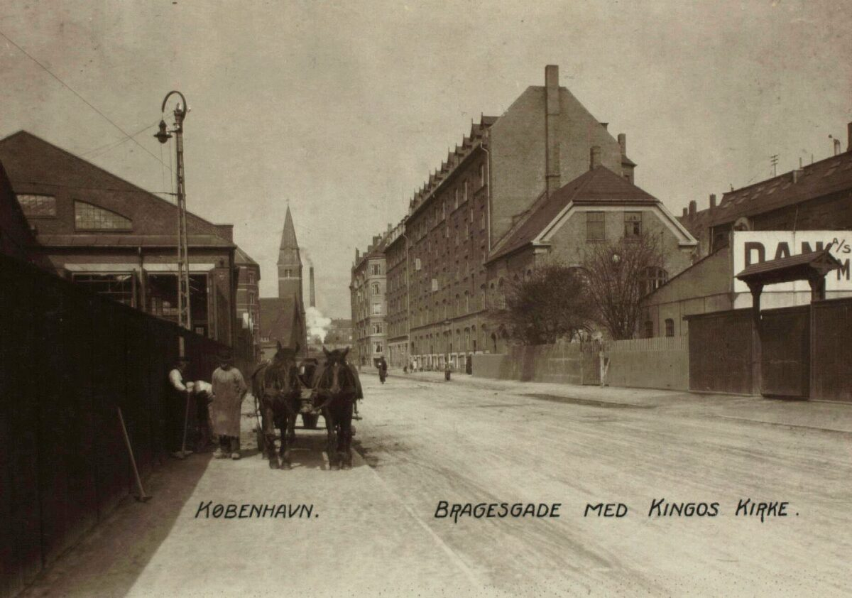 Historien bag Nørrebros kirker: Kingos Kirke