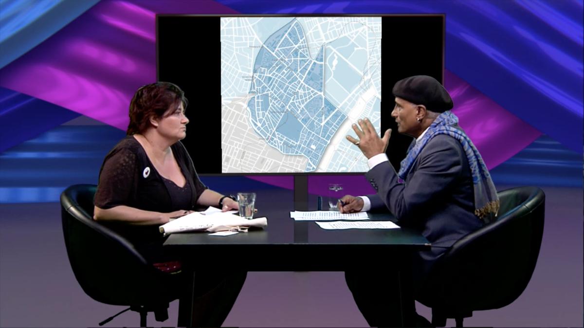 Se TV-programmet: Derfor er der brug for mediet Mit Nørrebro