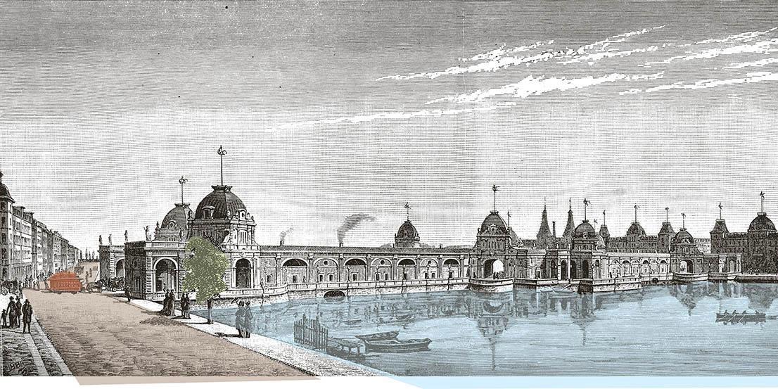 Nørrebro, som den ikke blev: bydelens forliste byggeprojekter