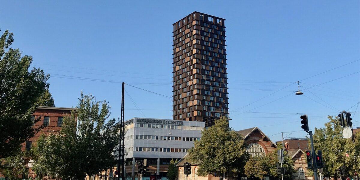 Halvdelen af studieboligerne i Nordbro-tårnet er stadig ledige