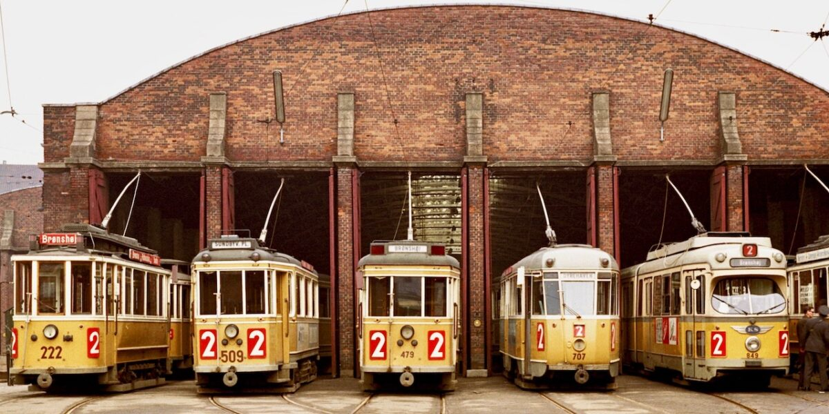 Nørrebrohallen: fra sporvogne til sport, kultbanko og nyt bibliotek