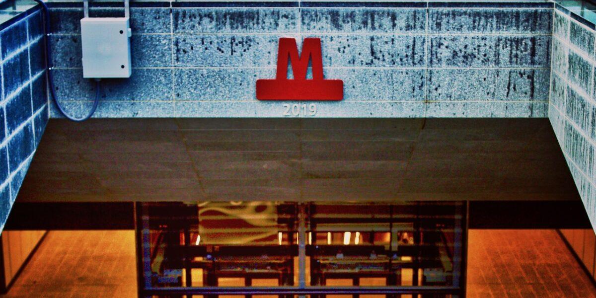 Nu sker det: Se billederne af den nye metrostation på Runddelen