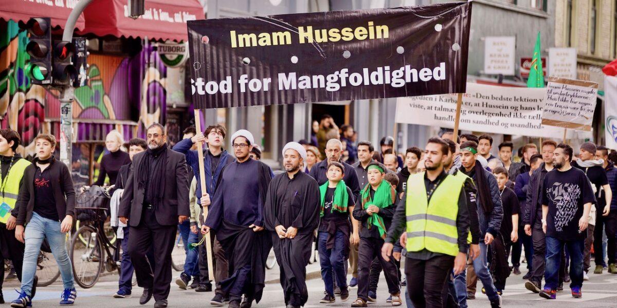 Dagens store muslimske martyr-optog: Hvor, hvornår og hvorfor