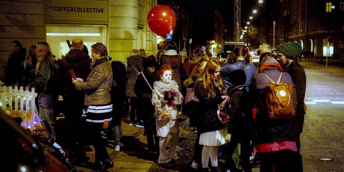 Halloween på Nørrebro: Her kan du gi' den gas med gys og gru