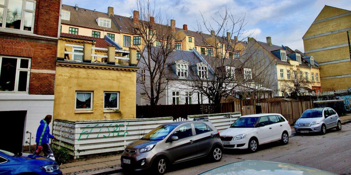 Tidlig julegave: Det gule byhus på Bjelkes Allé undgår nedrivning