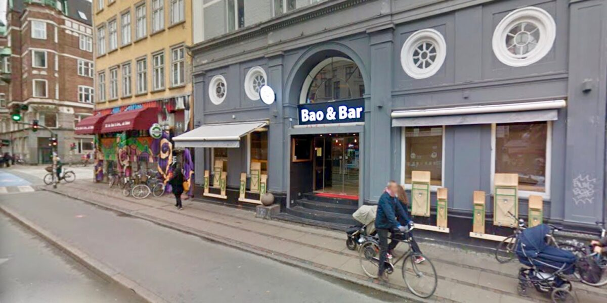 Kok boede i et lagerrum på Nørrebrogade i et halvt år
