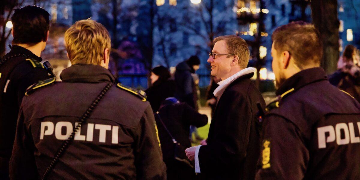Hele ugen på Nørrebro: Fortæl din mening om og til politiet
