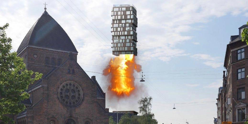 Garanti: Nyt byggeri på Nuuks Plads bliver ikke højere end 24 meter