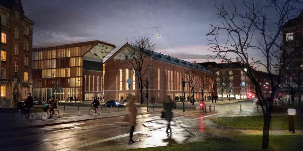 Nyt byggeri på Nuuks Plads bliver lavt og indrammet i stedet for højt