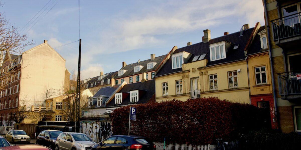 Bymiljøet på Bjelkes Allé står til bevarelse i nyt lokalplanforlag