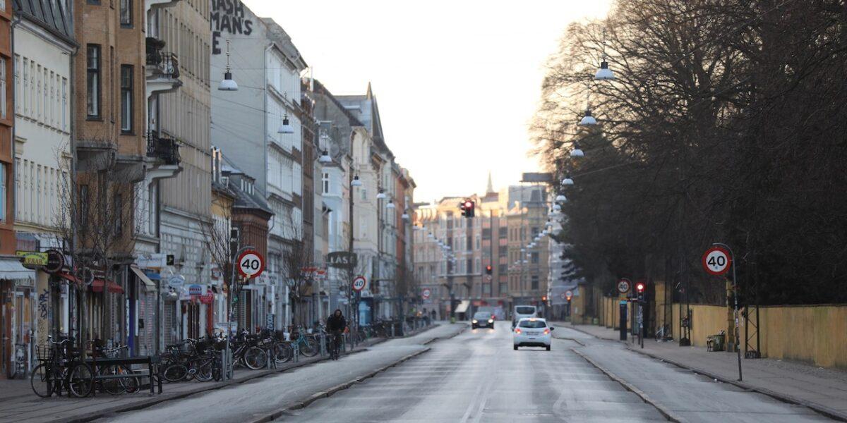 Bandemedlem sigtet for at afpresse forretninger på Nørrebrogade
