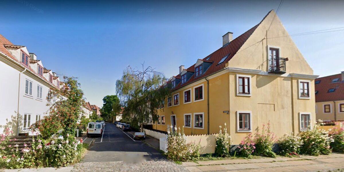 Byvandring: Byhuse, småhaver og masser af pastelfarvet hygge