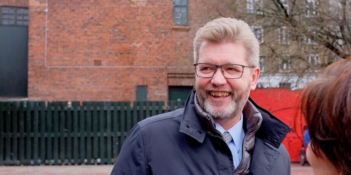 """Frank Jensen føler sig også tryg på Nørrebro: """"En dejlig bydel"""""""