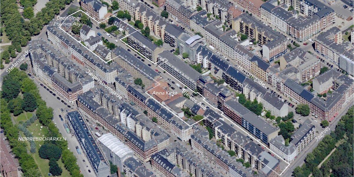 Vil du bevare byhusene? Lokalplan for Bjelkes Allé sendes i høring