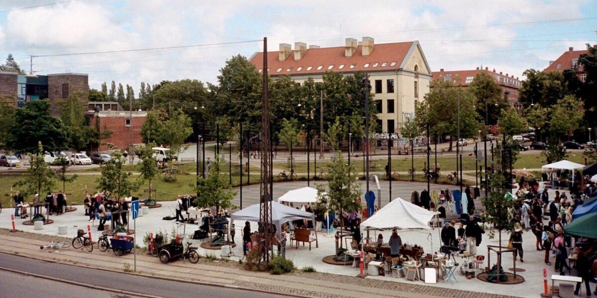#Staycation på Nørrebro: Nyt grønt loppemarked indtager Jagtvej