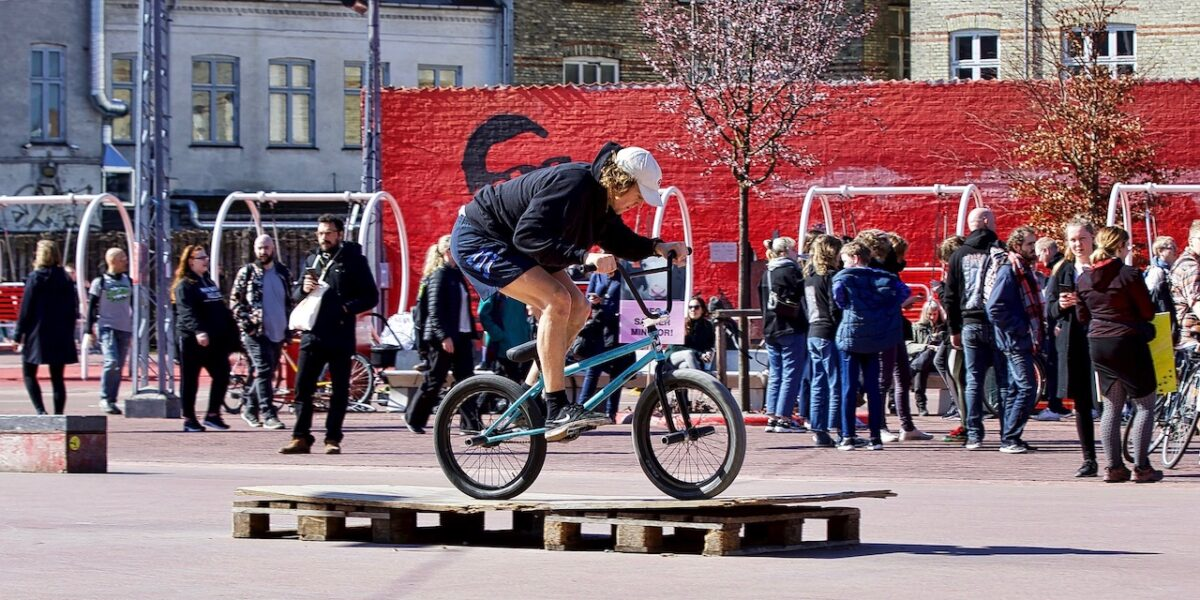 Skaterne på Den Røde Plads kan se frem til permanent anlæg