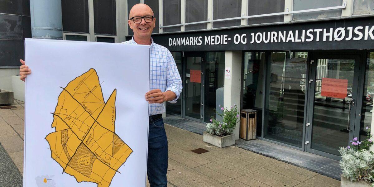 Kom med din idé! 30 journalister laver historier fra Nørrebro