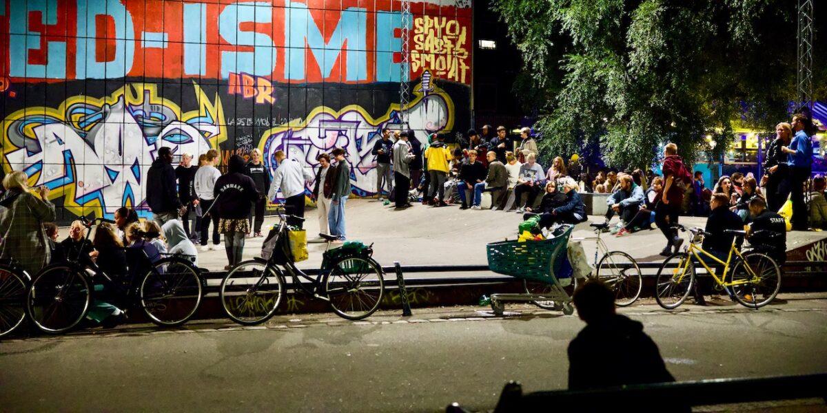 Politiet indfører opholdsforbud i Nørrebroparken denne weekend
