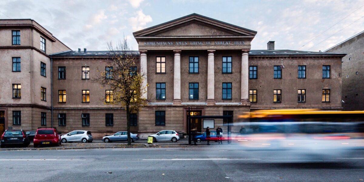 Blegdamsvejens Arrest: Fængsel, våbendepot – og kontorhotel