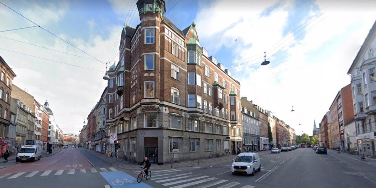 Ny dagligvarebutik på vej på hjørnet af Nørrebrogade og Fælledvej