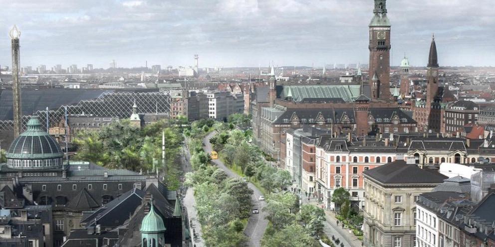 Den Grønne Boulevard – visionen, der er kommet et skridt nærmere