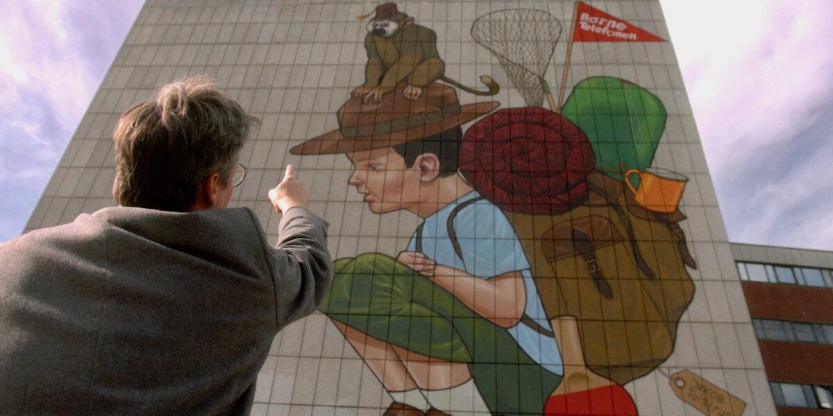 Filmfestival: Gadekunsten – Nørrebros kunstneriske DNA