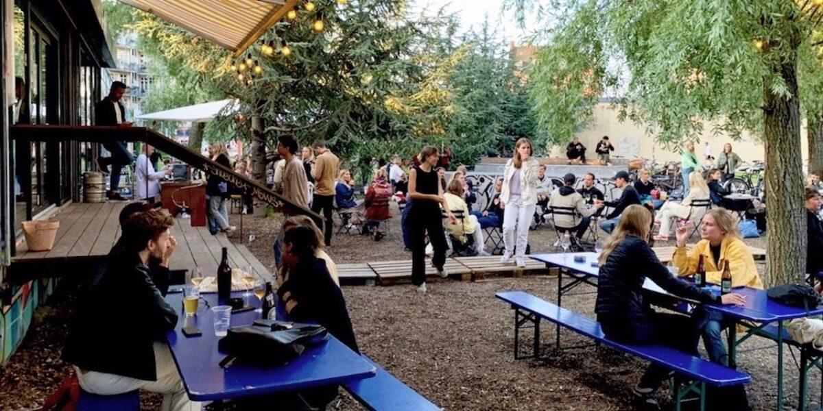 Slut med forbudt: Nu ophæves opholdsforbuddet i Nørrebroparken