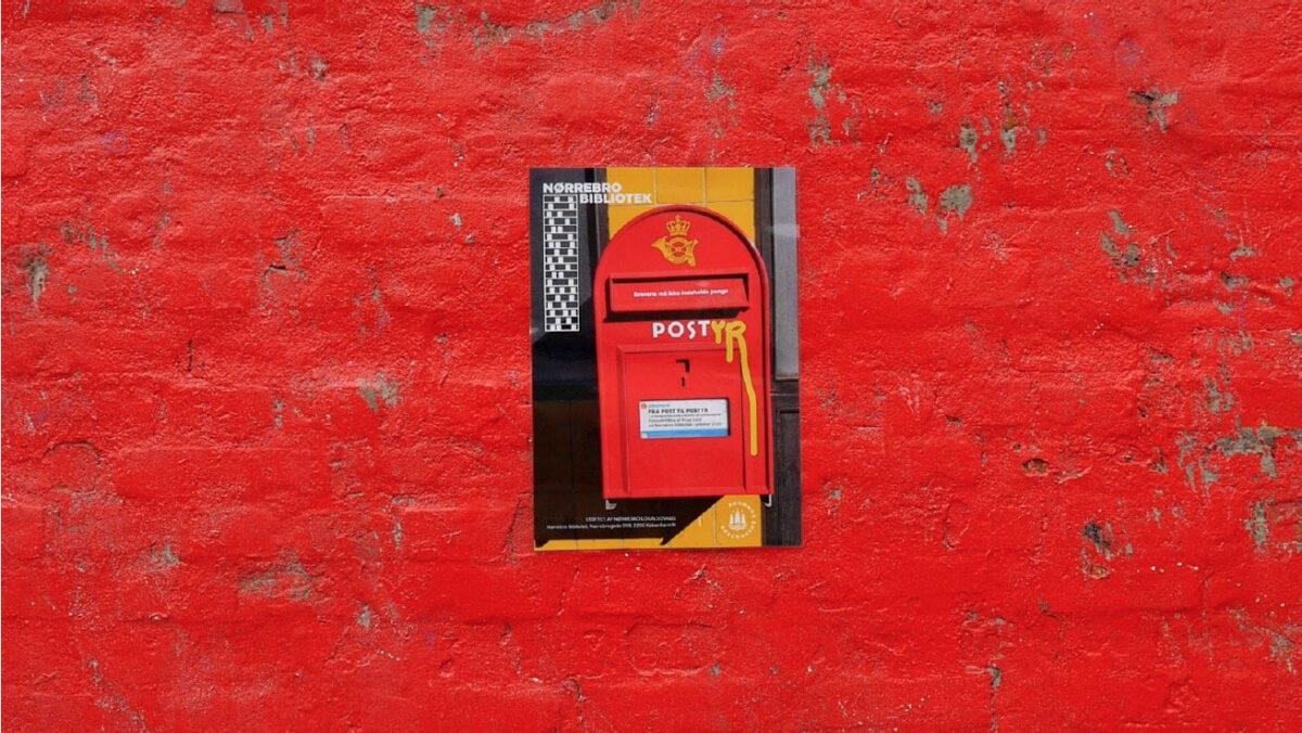 Filmfestival: Fra post til postyr – nyt liv til døende postkasser