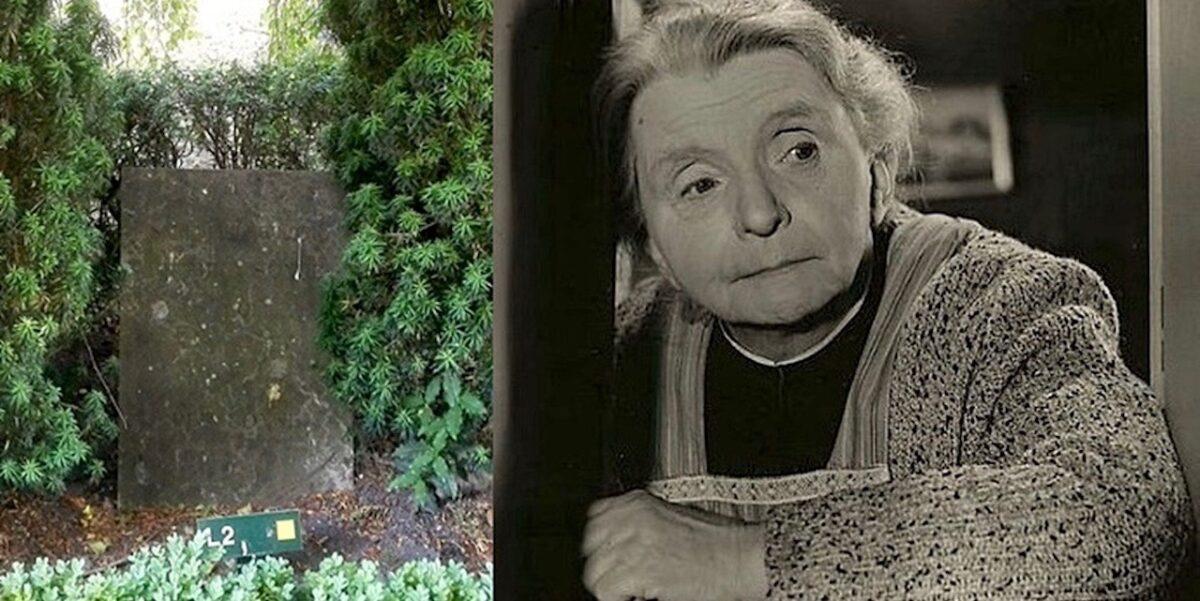 Petrine Sonne på Assistens Kirkegård