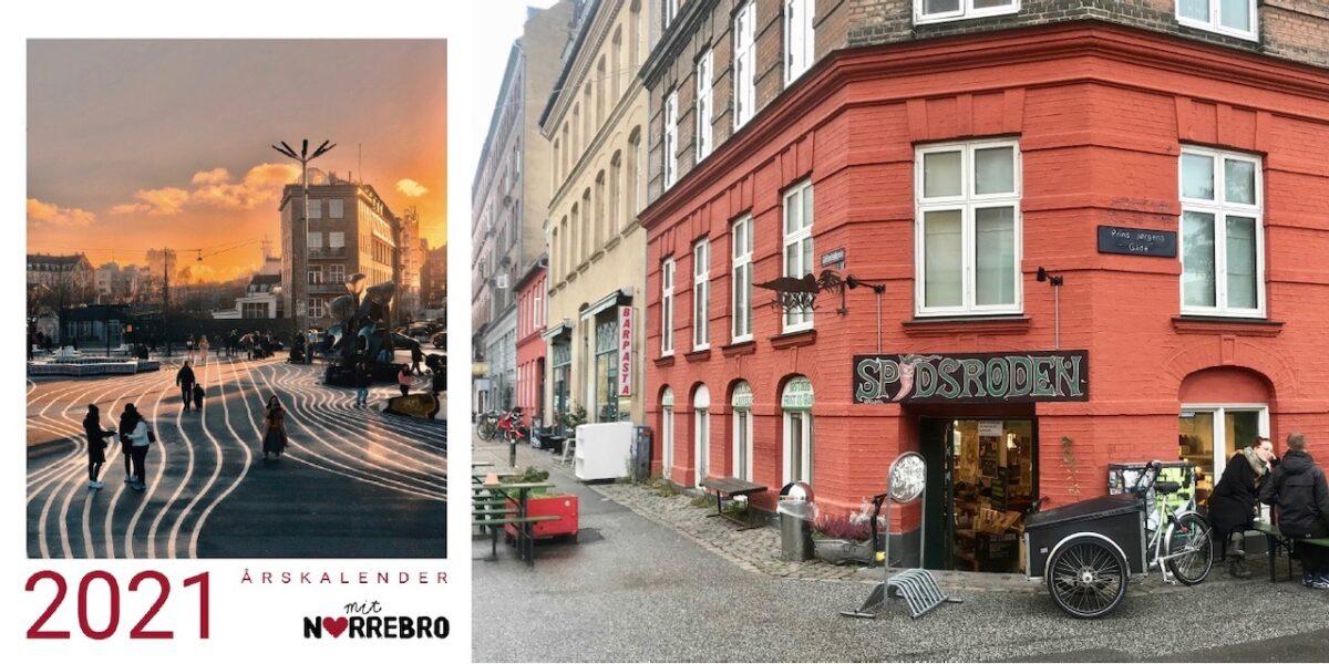 Køb lokalt: Her sælger de Mit Nørrebros fotokalender 2021