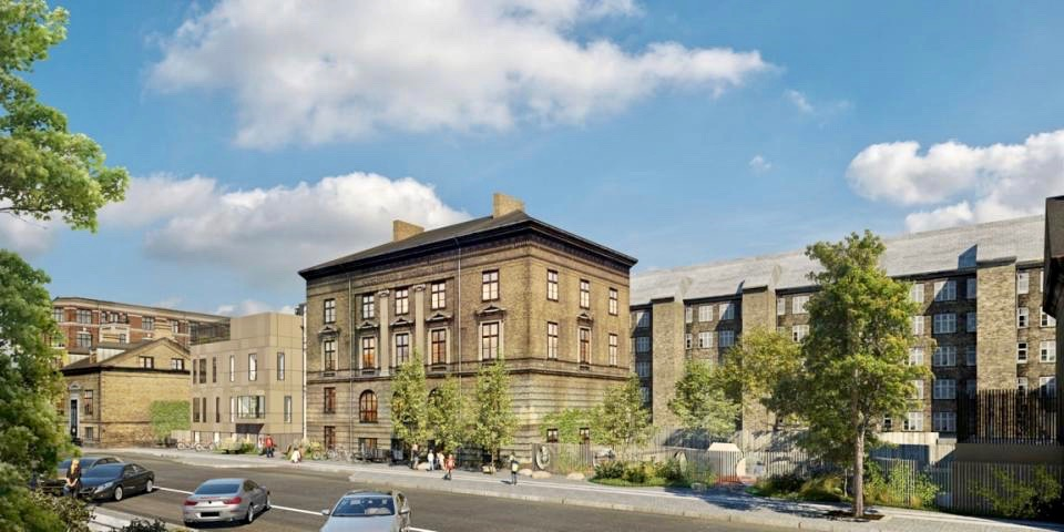 På vej: Nyt børnehus skal afløse jobcenter i Baldersgade