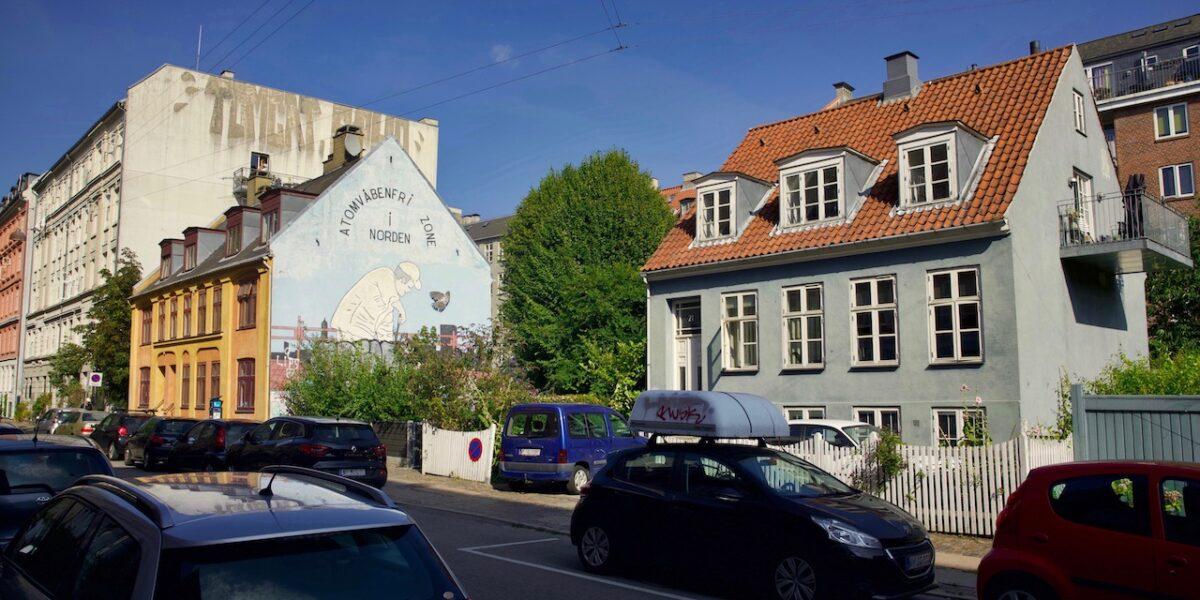 Ny beslutning: Hele Wesselsgade bliver fredet for nybyggeri