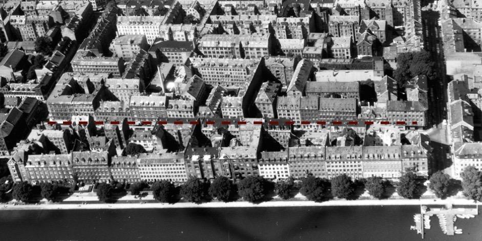 Wesselsgade – fra slotspark og statsministre til murerarbejdsmænd