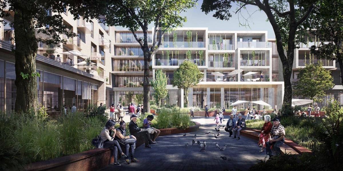 Nedrivningen af Sølund starter: Nyt generationshus ved Søerne på vej