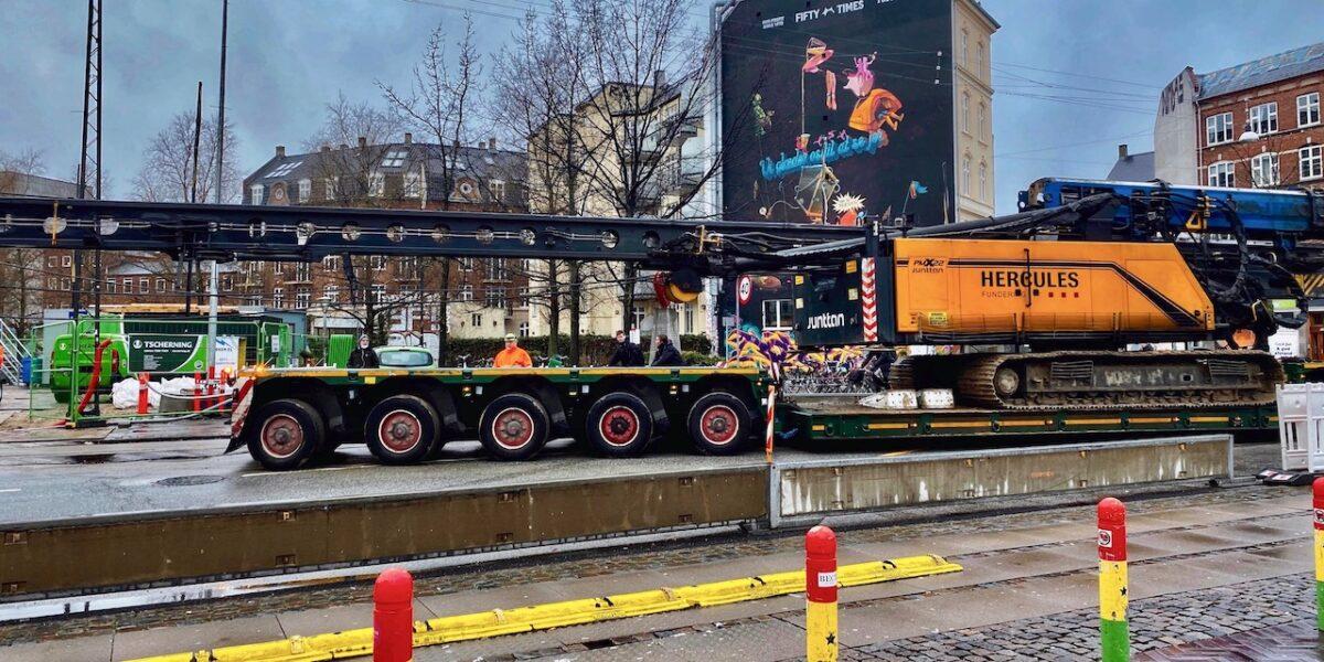 Forhadt støjspreder er fortid i nybyggeriet på Nørrebrogade