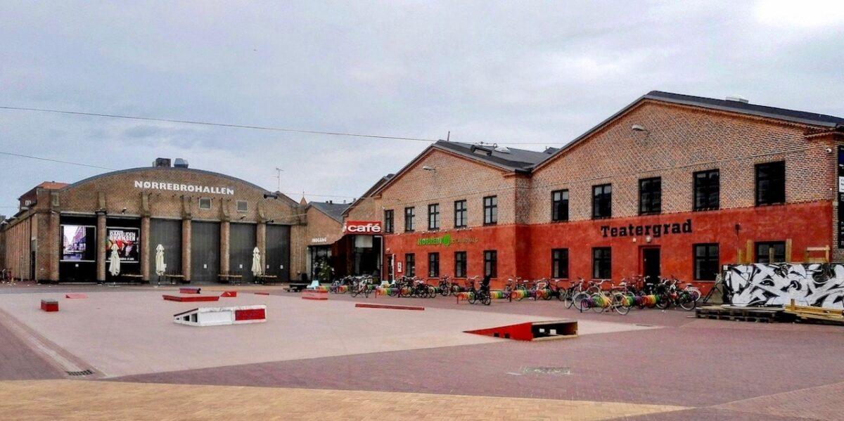 Nyt mobilt corona testcenter i Nørrebrohallen resten af januar