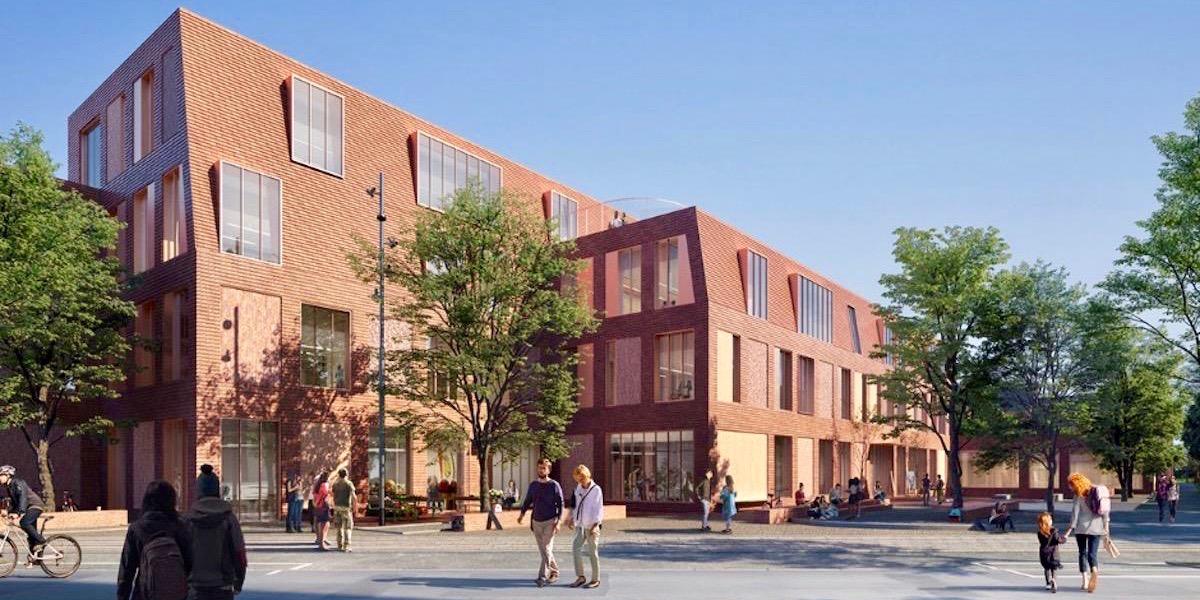 Ny plan for De Gamles By giver mere plads til grønt end frygtet
