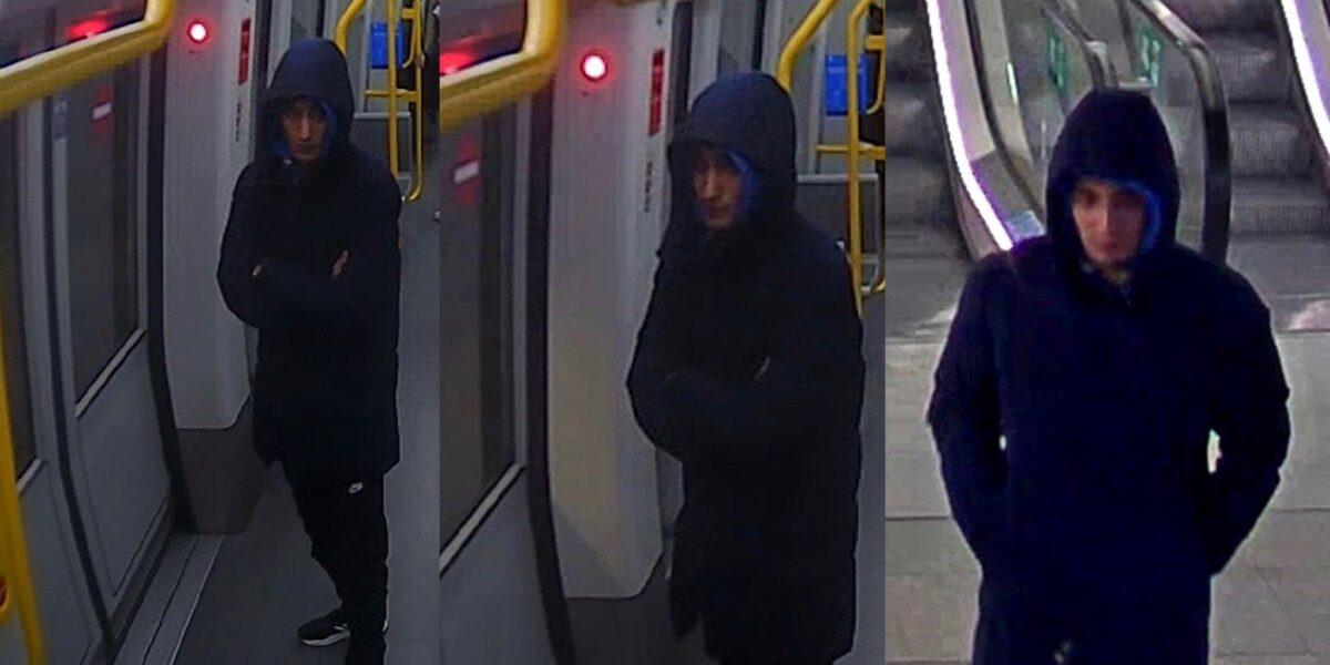Blotter sig for kvinder i metroen: Kender du denne mand?