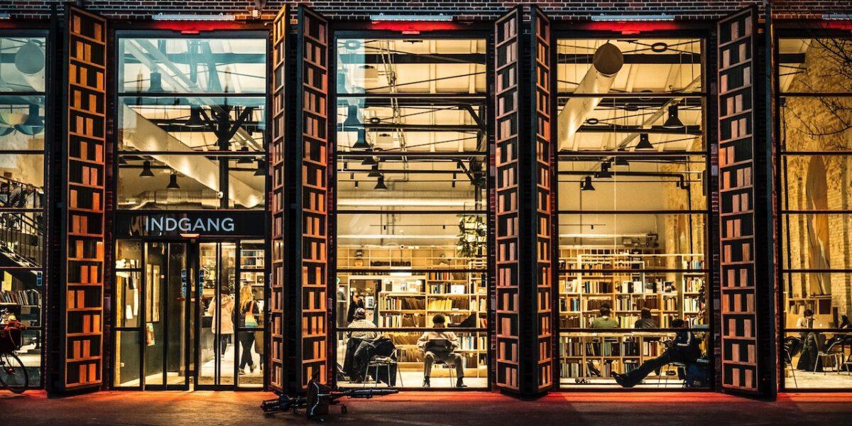 Nørrebro Bibliotek nomineret til Københavns smukkeste nybyggeri