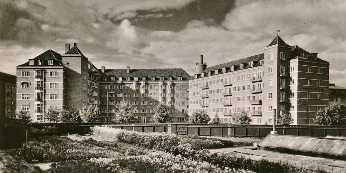 8. marts: Da sygeplejerskerne fik deres eget hus på Nørrebro